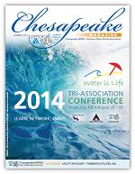 Chesapeake Magazine, Summer 2014 (Aeration)