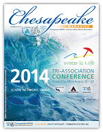 Chesapeake Magazine, Summer 2014 (Aeration)