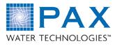PAX Water Technologies Logo