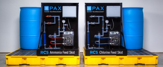 PAX Chemical Feed System