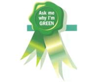 Why I'm Green