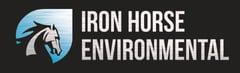 iron horse logo_black