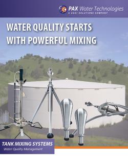 Brochure | Tank Mixer Family