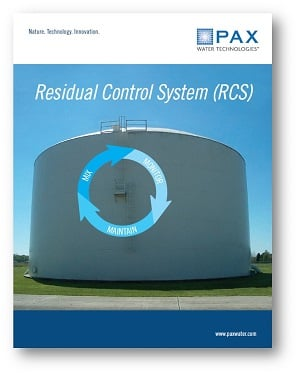 PAX RCS Brochure Cover
